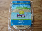 Rudi's Plain Tortillas